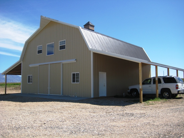 Barns and outbuildings for Garage barns with living quarters